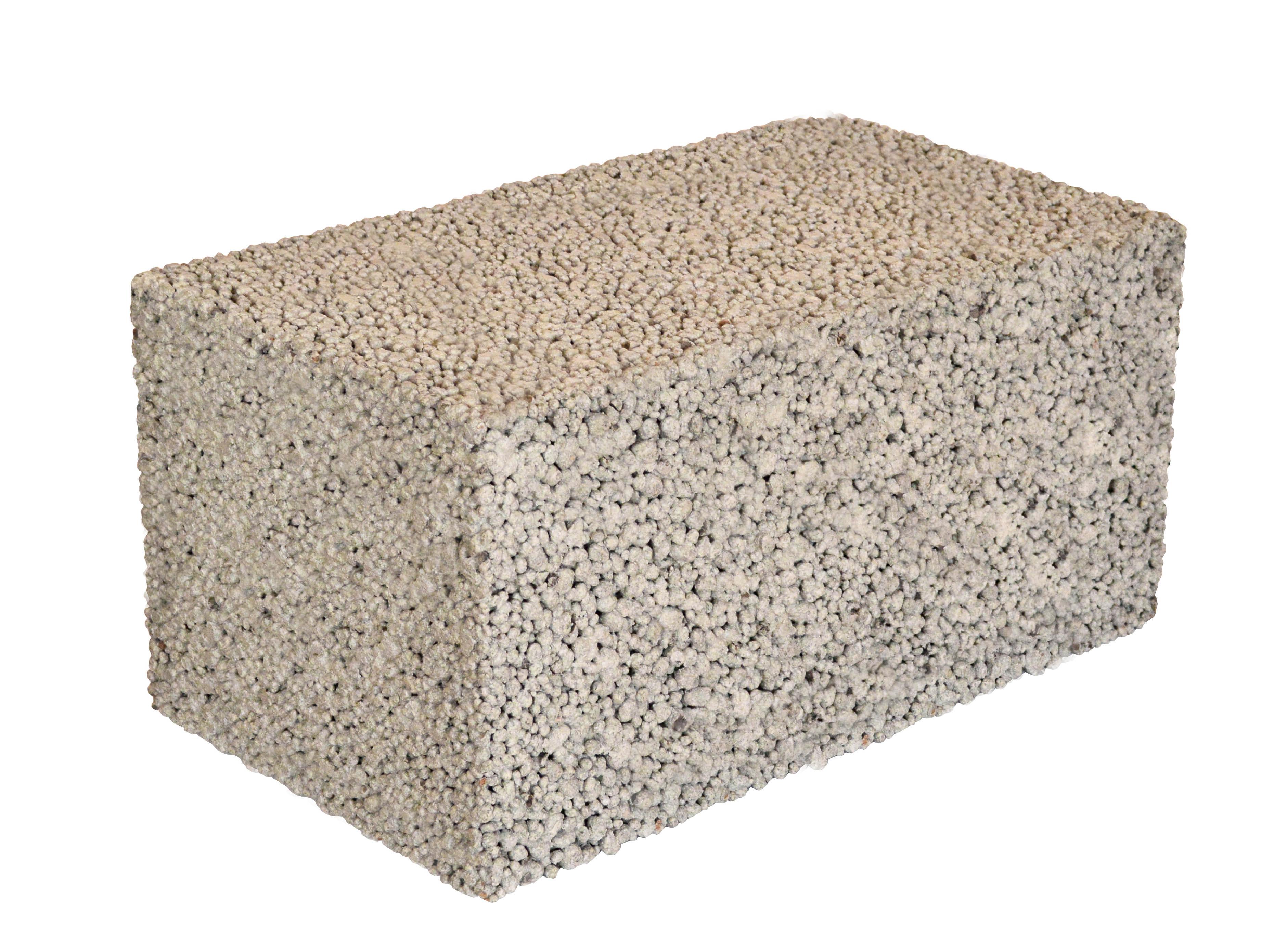 блок керамзит